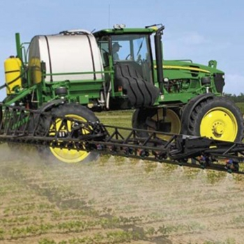 Custom application of pesticides by our experienced commercial applicators